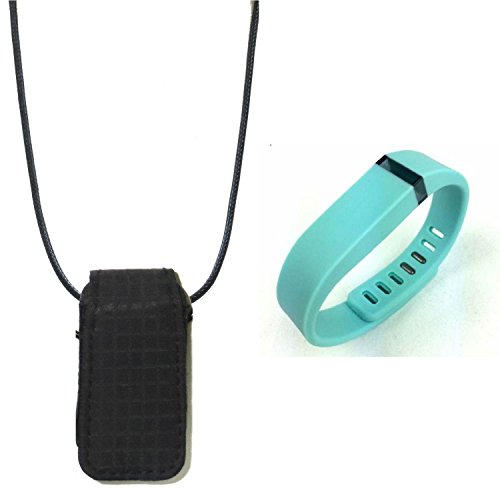 Preisvergleich Produktbild replacement band wristband for fitbit flex and Fashion fabric loop bra Pendant Necklace Holder pouch case