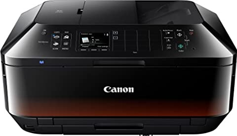 Canon Pixma MX925 All-in-One Farbtintenstrahl-Multifunktionsgerät (Drucker, Scanner, Kopierer, Fax, USB, WLAN, LAN, Apple AirPrint) schwarz