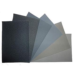 Micro-Mesh - 6 Sheets of 6