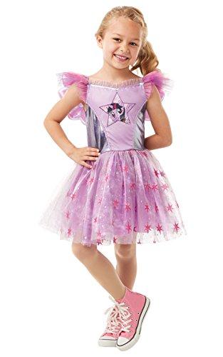 Rubie's 640572M My Little Pony Kostüm für Mädchen, mehrfarbig
