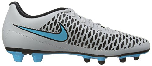 Nike Magista Ola Fg, Chaussures de Football Compétition Homme Gris (wolf Grey/turqouise Blue)