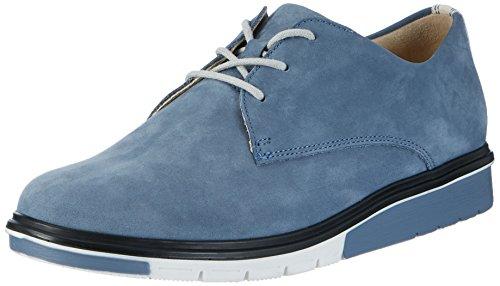 Ganter Heya-h, Damen Derbys Blau (jeans/weiss)