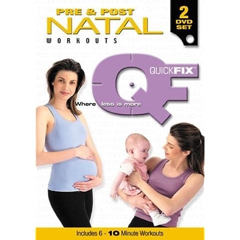 Quick Fix: Pre & Post Natal Workout