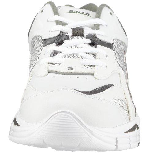 Earth Exer-walk 5000620, Herren Sportschuhe - Walking Weiss (Weiß/Grau)
