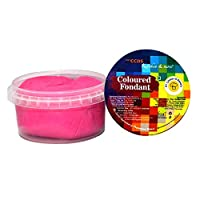 CCDS Coloured Fondant for Cake Decorator's (Pink)