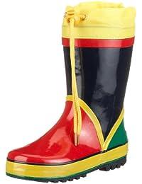 Playshoes Gummistiefel multicolor 189322 Unisex - Kinder Stiefel