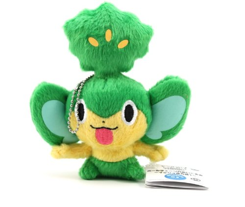Pok�©mon Best Wishes Banpresto Plush Ball Chain - 5