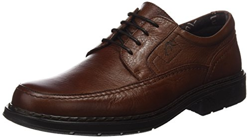 Fluchos- retail ES Spain Clipper, chaussures Derby homme Marron (Libano)