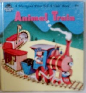 Animal train (A Merrigold Press tell-a-tale book)