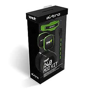 Astro A40 Tr Gaming Headset Mod Kit 3 Generation Stimmisolierendes Mikrofon Ohrpolster Mit Geräuschunterdrückung Gepolsterter Kopfbügel Lautsprecher Tags Mit Geräuschisolierung Grün Games