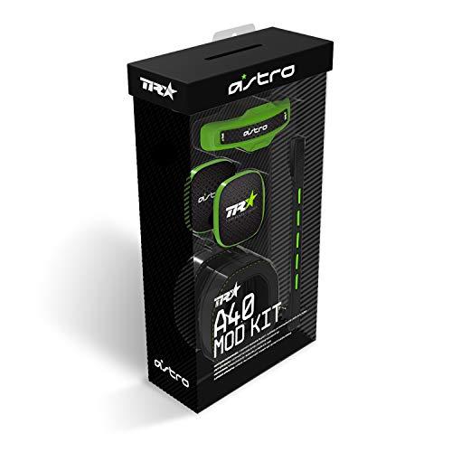 ASTRO Gaming, Mod Kit A40 TR 3e génération pour isolation sonore en tournoi - Vert