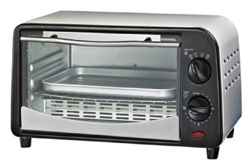 Chef Pro Cot509 9-litre 800-watt Oven Toaster (black And Sliver)
