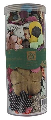Prima Marketing Wildflower Pillar 1.2 oz, Mixed Colours