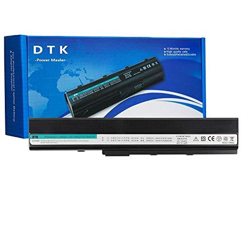 DTK A32-k52 A42-K52 Laptop Akku für Asus A52F K52 K52F X52J X52N X52F K52J A42 A52 K42 X42 X52 P42 P52 10.8V 5200MAH