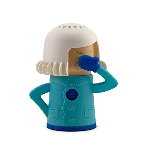 molog Angry Mama limpiador de microondas horno de vapor fácil limpia cocina...