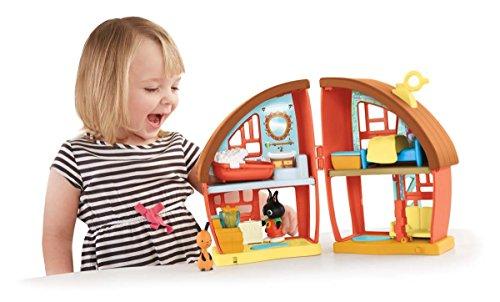 46241dbb9fc19d Fisher-Price Mattel CDY38 - La casetta di Bing, Set da Gioco con Accessori