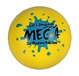 Soft Springball Surf Bouncer ca. 8,5 cm in Box Wasserball Spiel Ball ab 1 Jahr: Farbe: Gelb