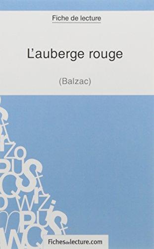 L'auberge rouge de Balzac (Fiche de lecture): Analyse complète de l'oeuvre