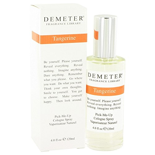 Demeter by Tangerine Cologne Spray 4 oz/120 ml (Women)