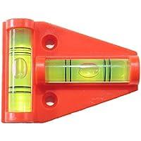 Epochtools - Mini indicador de nivel de espiral de dos vías para caravana o furgoneta