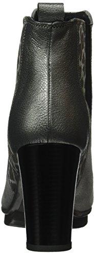 Marc Shoes - Edina, Stivali bassi con imbottitura leggera Donna Grigio (Grau (grey-combi 00116))