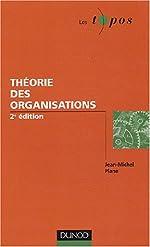 Théorie des organisations de Jean-Michel Plane