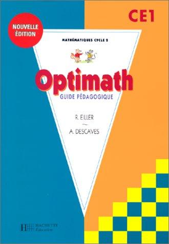 Optimath, CE1, Francs et Euro. Maître