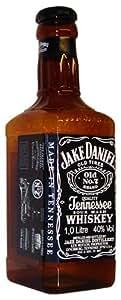 'JAKE DANIEL'S FUN ADULTS MONEY BOTTLE/SAVINGS NOVELTY MONEY BOX- 55 cm height