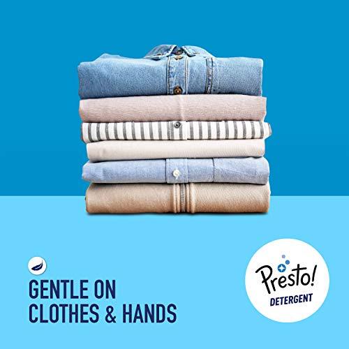 Amazon Brand - Presto! Laundry Detergent Powder - 2 kg