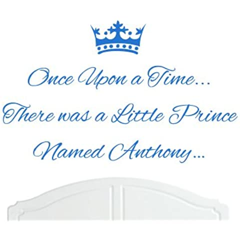 Once Upon a Time, grande Principe Anthony-Adesivo
