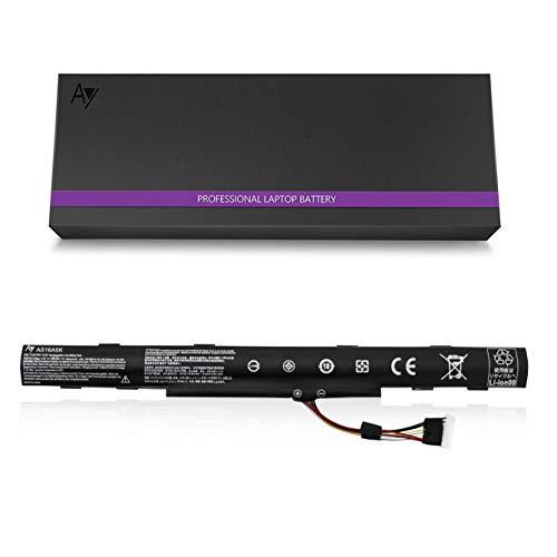 Acer AS16A5K Batterie [14.8V /2600mAh], AYIPE Hochleistungs-Ersatz-Laptop-Akku für Acer Aspire E5-475G 523G 774G E 15 E5-575 E5-575-59QB Serie, Kompatibel AS16A5K AS16A7K AS16A8K -