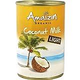 Leche de coco light Amaizin 400 ml