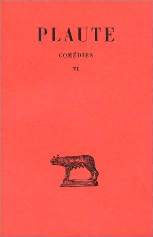 Théâtre, tome 6. Pseudolus - Rudens - Stichus