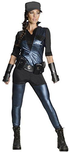 Kostüm deluxe Mortal Kombat Sonya Blade-Frauen