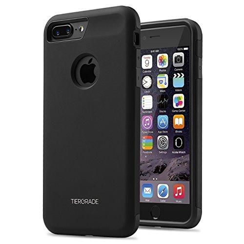 Tiergrade Custodia iPhone 7 Plus, Custodia Protettiva per iPhone 7 Plus Exact-Fit con Doppio Strato Resistente Agli Urti