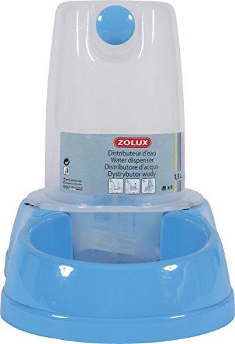 Stefanplast 4-04663 Tolva Agua, 6.5 l, Color Azul Pastel