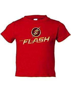 Camiseta niño The Flash serie TV