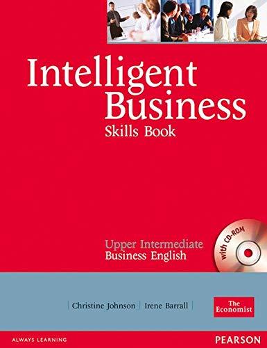 Intelligent Business Upper-Intermediate. Skills Book and CD-ROM Pack