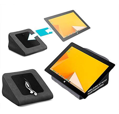 reboon Tablet Kissen für das BQ Tesla 2 W8 - ideale iPad Halterung, Tablet Halter, eBook-Reader Halter für Bett & Couch