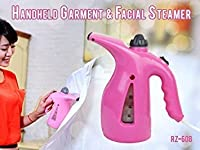 Ad Fresh Mini Portable Electric Handheld Travel Garment Steamer iron (Color May Vary)
