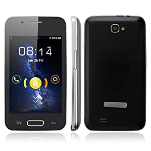 4.0'' capacitive touchscreen android 4.0 ICE CREAM SANDWICH smartphone with fast 1GHz CPU at bargain price 3MP dual camera WIFI GT-A7100 (black, white, orange, pink, blue)