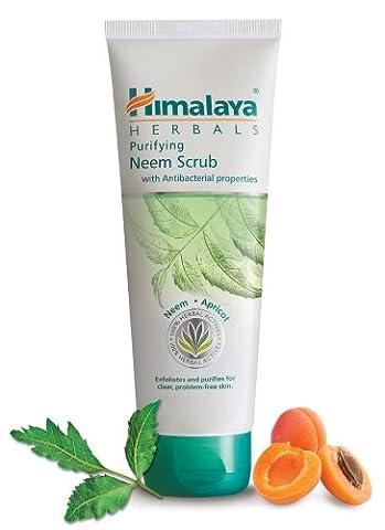 Himalaya Herbal Neem / Azadirachta Indica gommage exfoliant gommage soins de la peau 100g