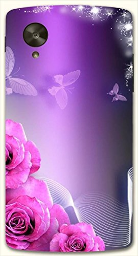 Outstanding multicolor printed protective REBEL mobile back cover for LG Nexus 5 / Google Nexus 5 D.No.N-L-11111-NX5