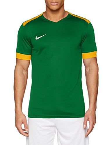 wholesale dealer 050c1 d5369 Nike Men s Dry Park Derby II Football T-Shirt, Hombre, White Jersey Gold