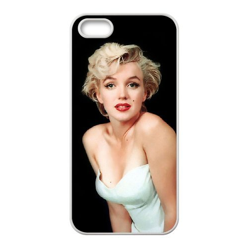 LP-LG Phone Case Of Marilyn Monroe For iPhone 5,5S [Pattern-6] Pattern-6