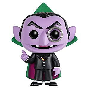FunKo POP Vinilo Sesame Street The Count