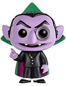 Funko - POP TV - Sesame Street - The Count