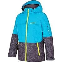 Ziener Aliso jun (Jacket ski) Magnet camo Print