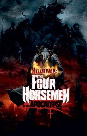 Les quatre cavaliers de l'apocalypse, Tome 1 : L'internaute