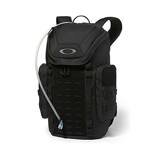 Mochila Hidratación Con Bolsa De Agua Incluida Oakley Link Pack Miltac - 23 Litr (Default , Negro)